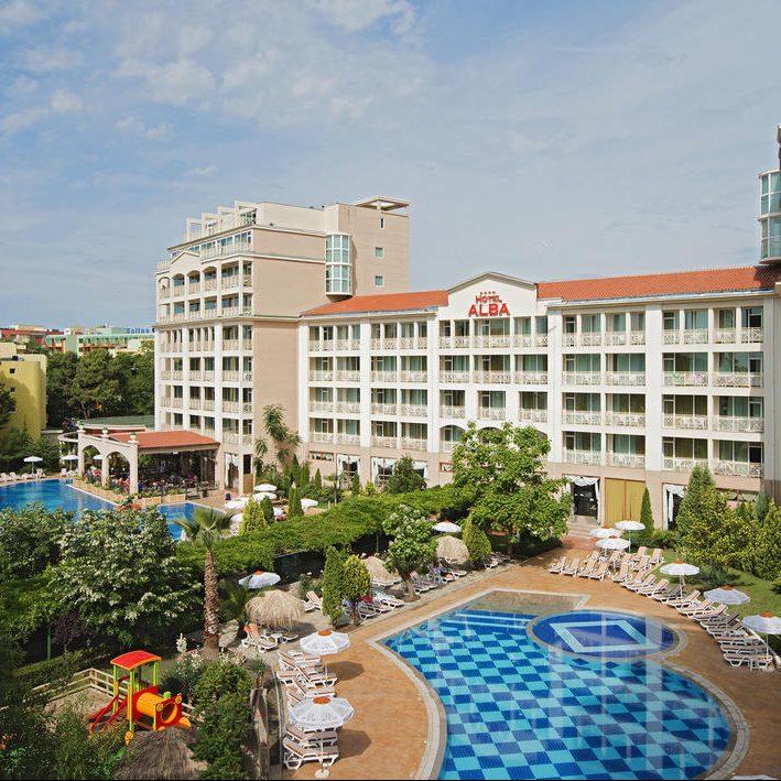 vacanta hotel alba