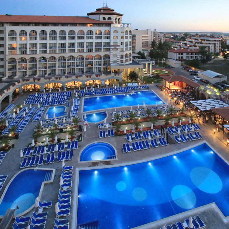 Vara 2019 in Bulgaria, Sunny Beach - Iberostar 4*