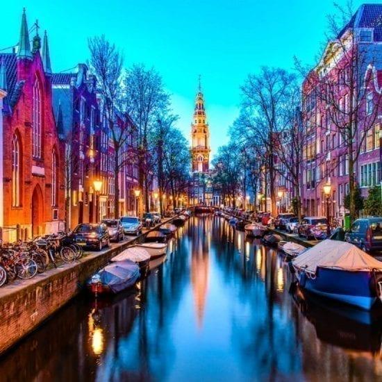 Vacanta Amsterdam