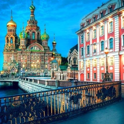 oferta sejur rusia moscova sankt petersburg