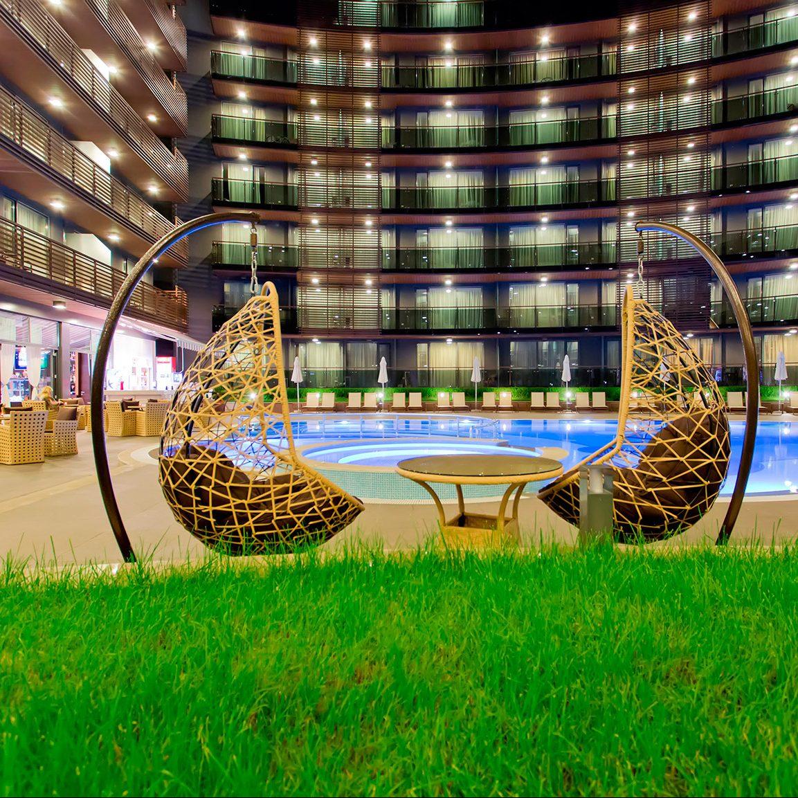 Vara in Bulgaria, Sunny Beach - Galeon Residence