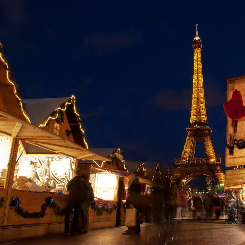Minivacanta de 1 Decembrie si Piete de Craciun la Paris