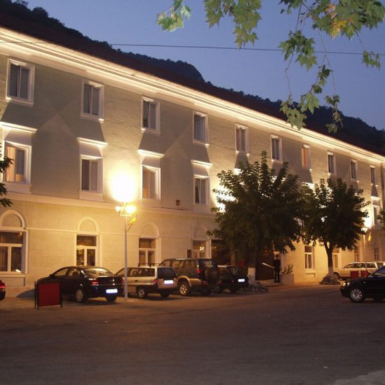 hotel ferdinand baile herculane alsys travel